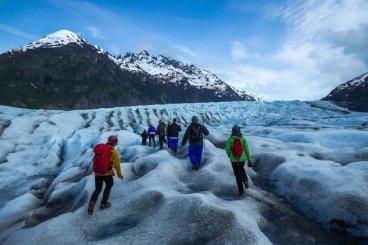 Gletscherwandern in Alaska 2017 - Brigitte Geiselhart-19