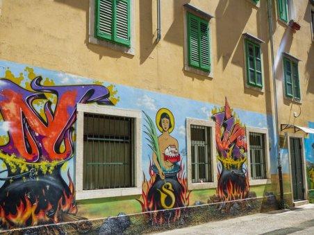 Kreuzfahrt in Kroatien - Liane Ehlers - 09 Rijeka