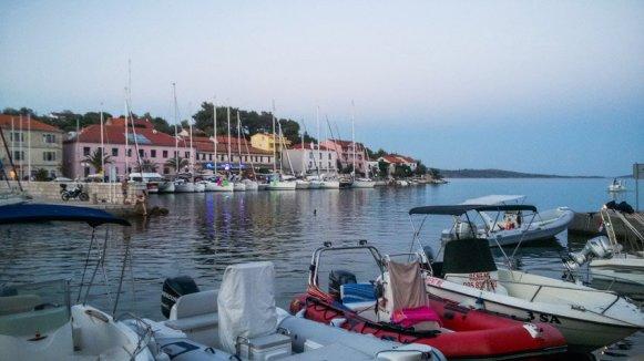 Kreuzfahrt in Kroatien - Liane Ehlers - 23 Cres