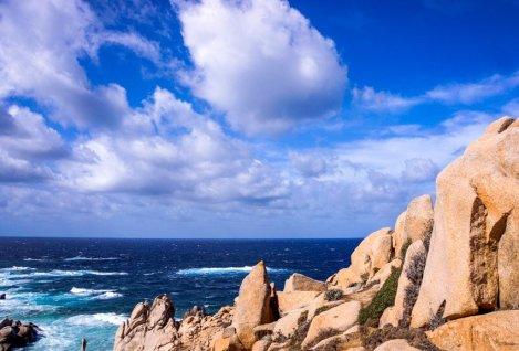 Urlaub auf Sardinien - Martin Cyris - Raue See im Norden 01, Foto Martin Cyris