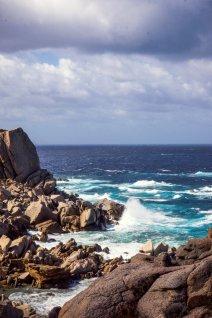 Urlaub auf Sardinien - Martin Cyris - Raue See im Norden 02, Foto Martin Cyris