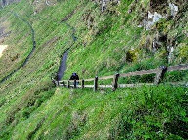 Giants Causeway - Urlaub in Irland - Wilfried Geiselhart (9 von 14)