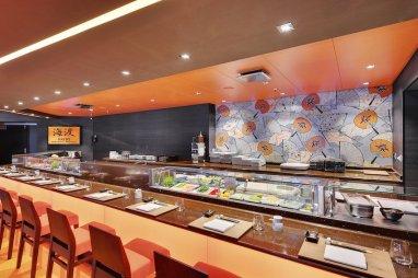 MSC Meraviglia, Kaito Sushi Bar