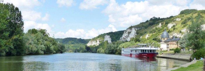 Kreuzfahrt auf der Seine