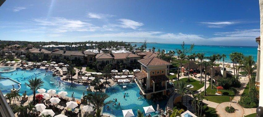 Familienurlaub auf den Turks & Caicosinseln