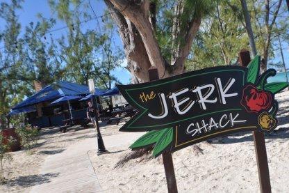 Barbecue im Jerk Shack