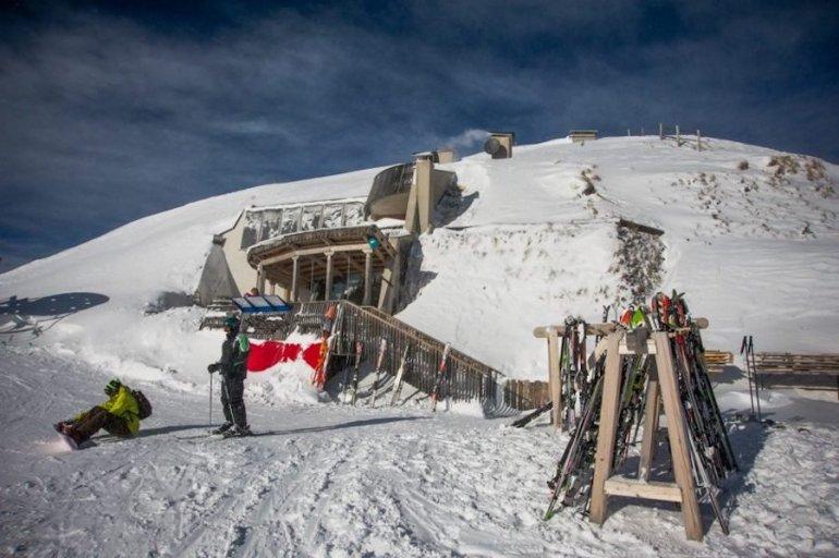 Urlaub im Maerz - Dolomiten