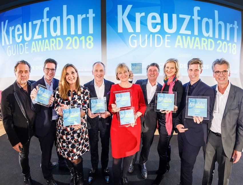 Kreuzfahrt-Guide-Award-Siegerfoto