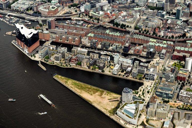 Hafencity Städtereise Hamburg