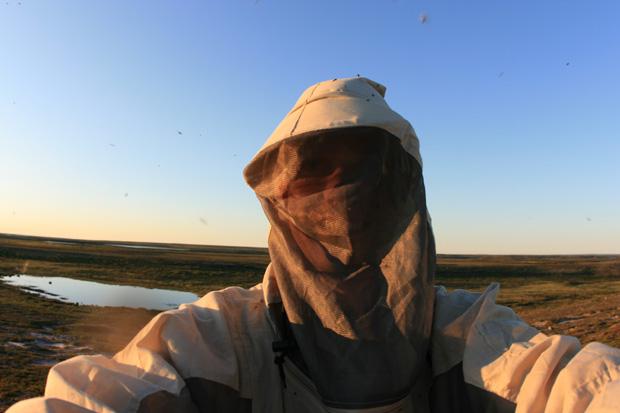 Ein Leben ohne Mückenschutz war fast nicht möglich