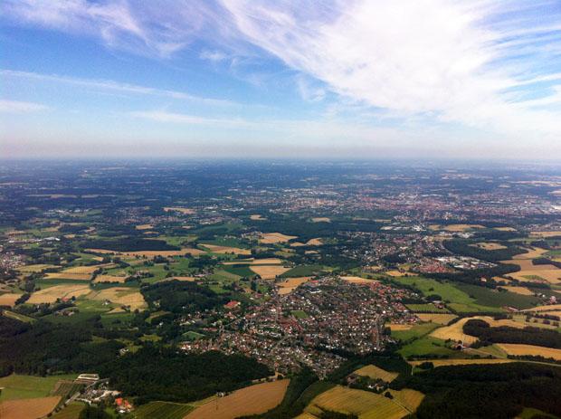 ... und schließlich nach Osnabrück