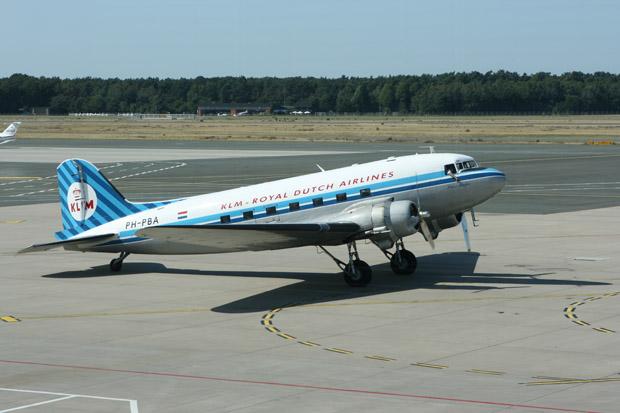 Ein Flug mit einer DC3 ist sehr zu empfehlen.