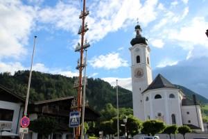Der Kirchturm soll einst von einem Zwerg bewohnt worden sein
