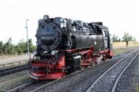 Dampflok der Brockenbahn