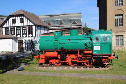 Das Hüttenmuseum in Thale