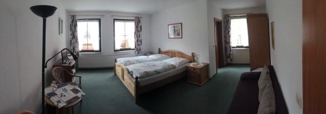 Mein Zimmer im Landhotel Alte Aue