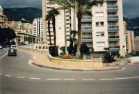 Beim Formel 1 Rennen in Monaco sorgt diese Haarnadelkurve für Spannung