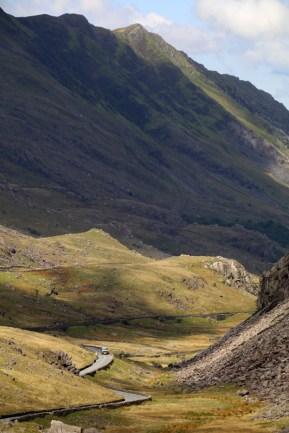 Der Snowdonia Nationalpark ist ein absolutes Muss für einen Roadtrip durch Wales