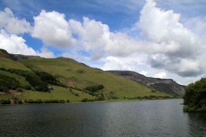See im Snowdonia Nationalpark in Wales
