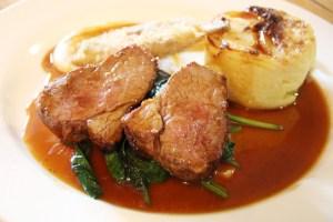 Phänomenal hat dieses Lamm in Wales zum Essen geschmeckt