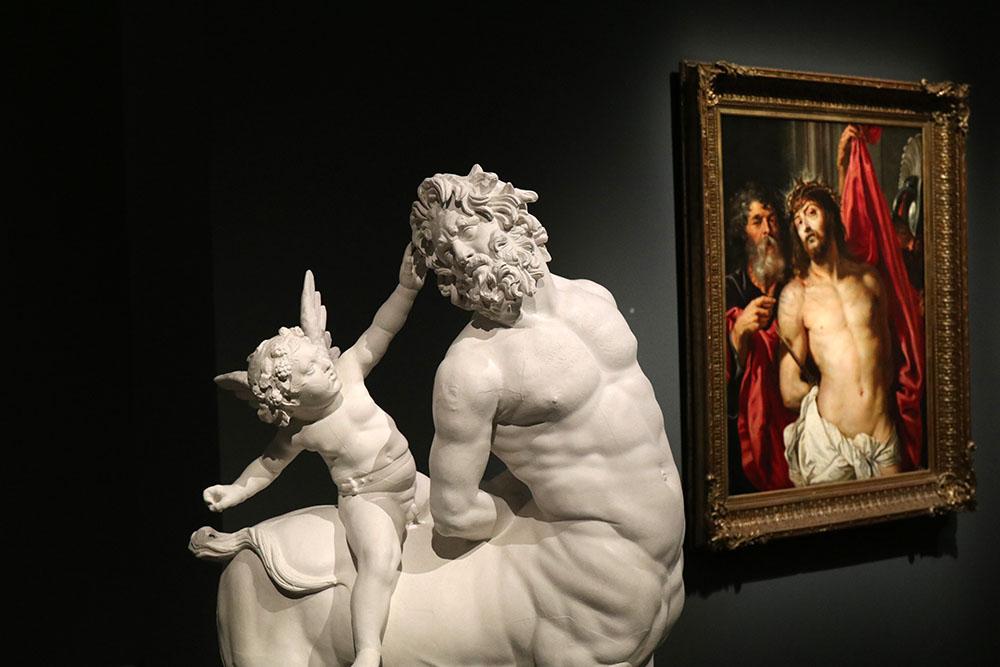 Die Sonderausstellung im Städel Museum zeigt, nach welchen Vorbildern Rubens seine Werke schuf
