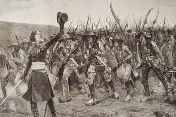 Солдаты контрреволюции.