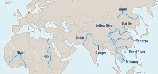 """Résultat de recherche d'images pour """"pollution plastique fleuves"""""""