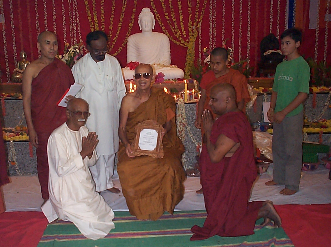 With metta, Ken and Visakha Kawasaki Buddhist Relief Mission