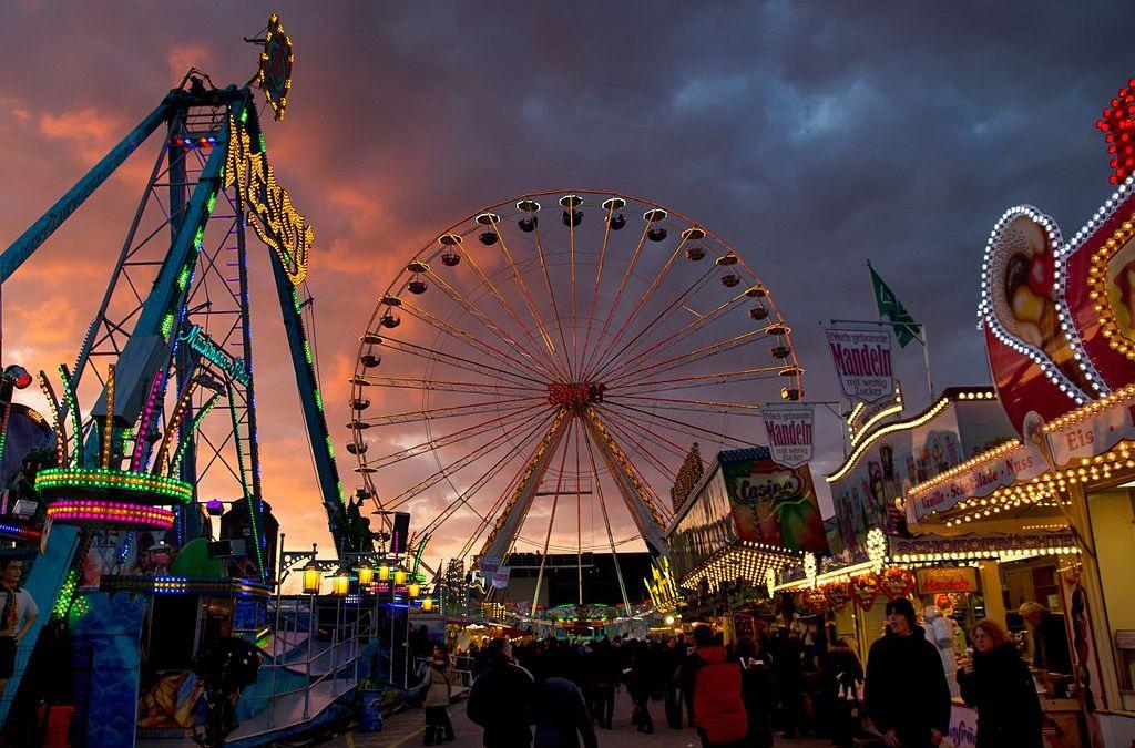 Osternwiese – Feria de Pascua en Bremen