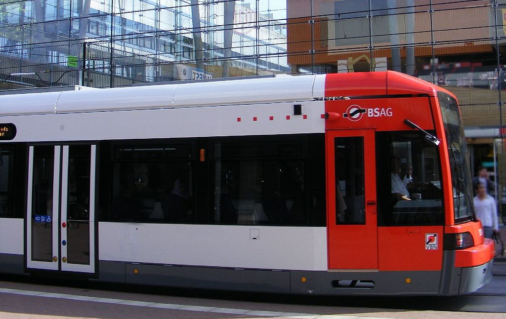 El transporte público en Bremen