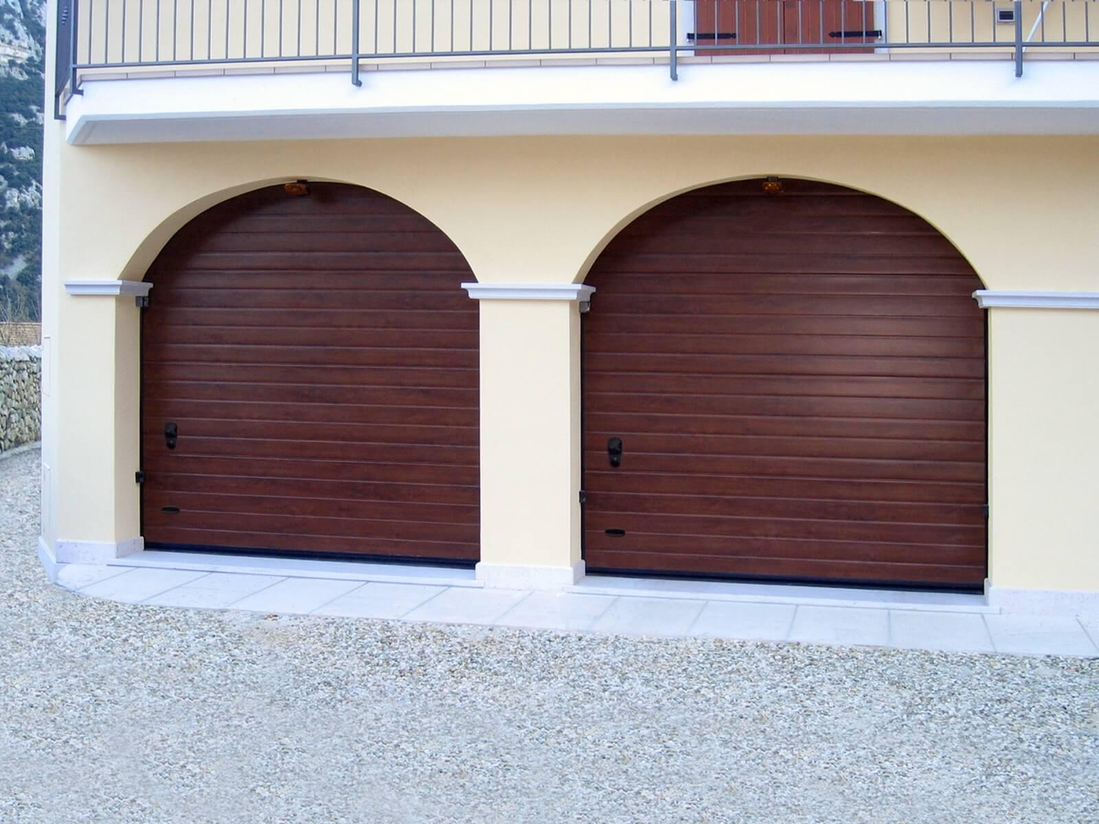 Porta per garage CPS RL42