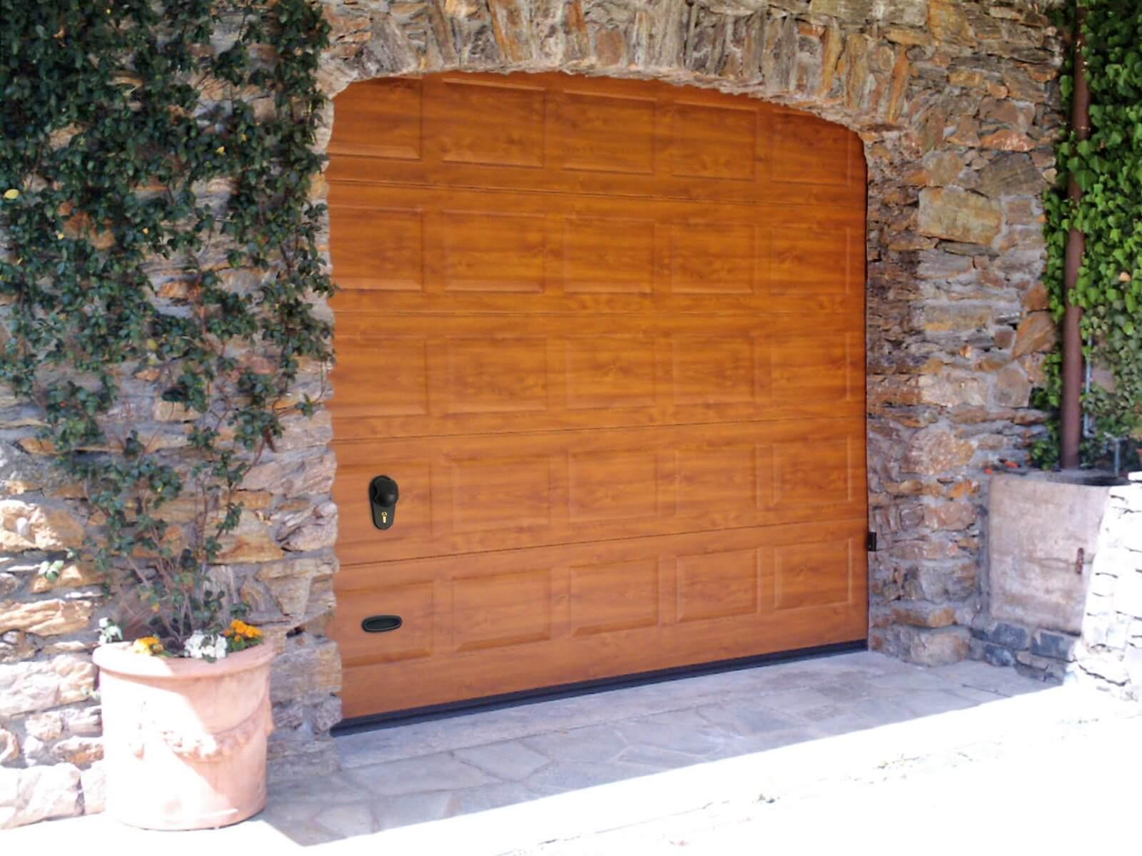 Portone da garage VNS RL42