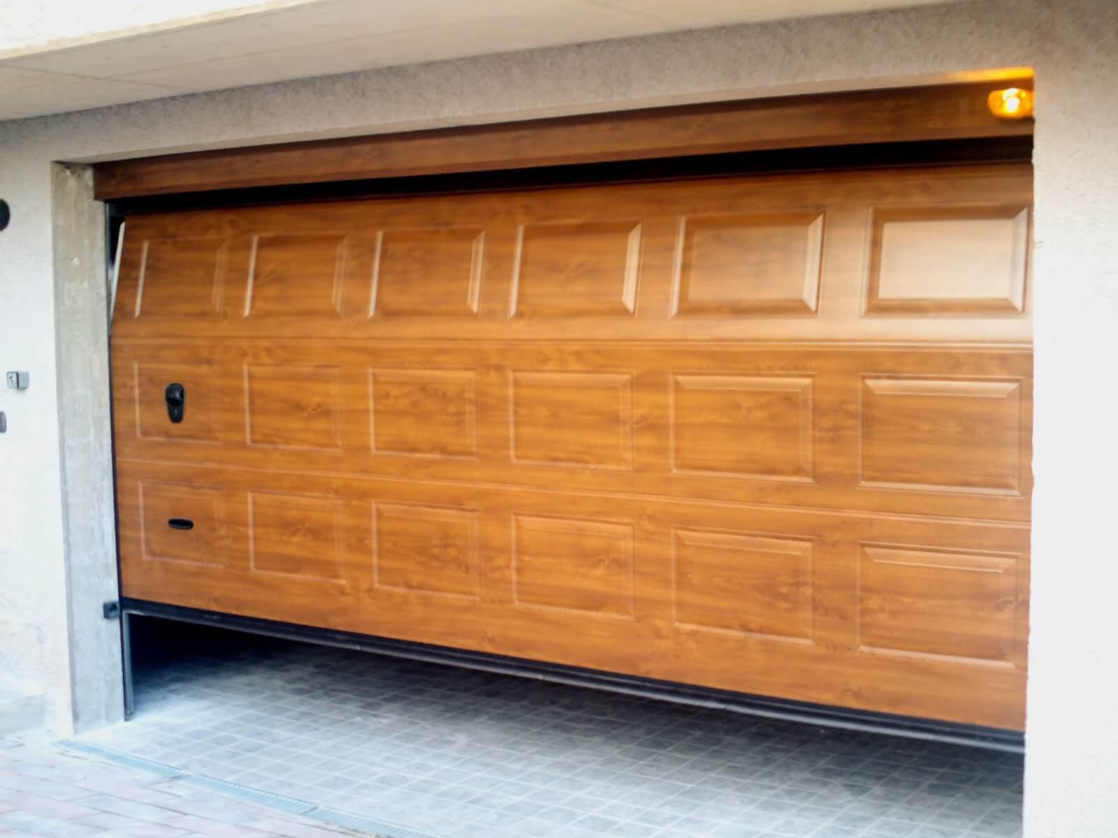 Portone per garage VNS RL42