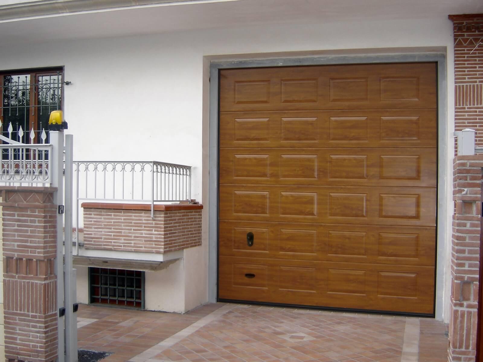 Porta da garage VNS RL42
