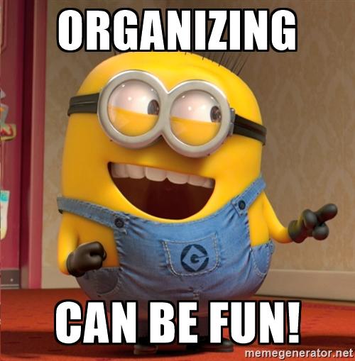 Organizing Minion