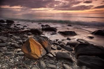 Mayfield Bay Sunrise - Tasmanian East Coast
