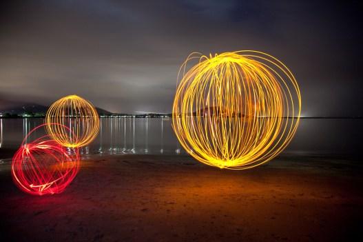 LED Orbs