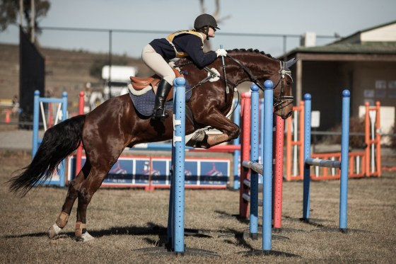 canberra photographer equestrian show jumping