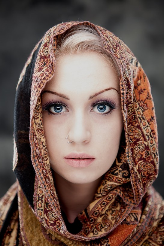 Afghan girl Canberra ported photographer