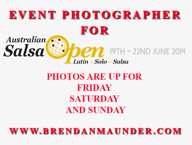Australian Salsa Open, Canberra Event photographer, Wedding photographer