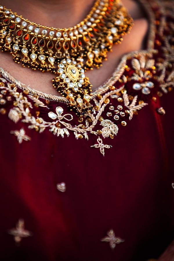 Amazing Indian wedding jewelry