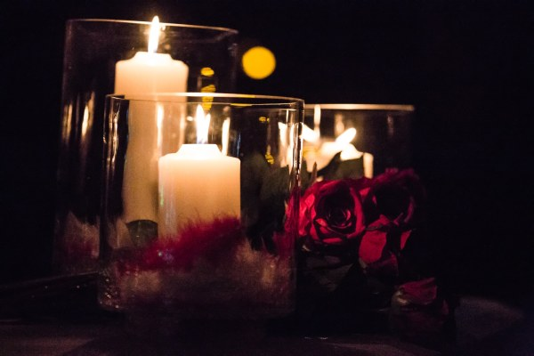 The main candles