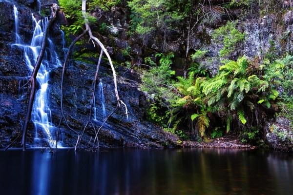 Kanangra Walls Waterfall