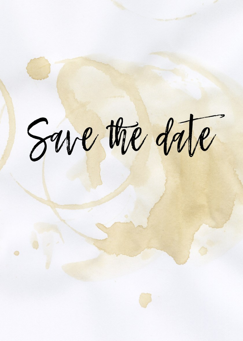 In Addition To That Excitement I Have Created A Free Printable Save The Date Template For You Can And Then Bring Into Your Favorite Photo