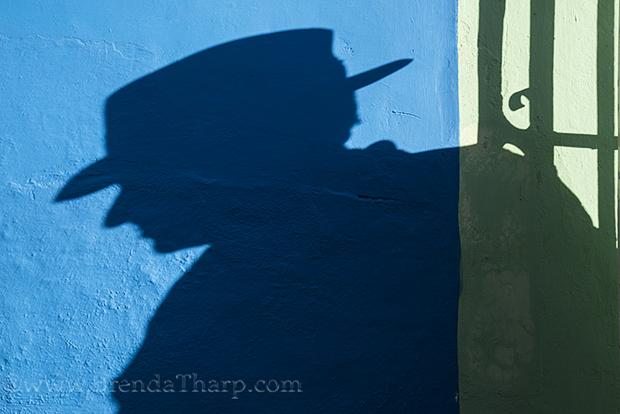Shadow Man, Cuba 2015
