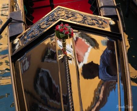 Reflection in Gondola