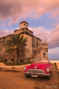 Fortress and Car, Cojimar
