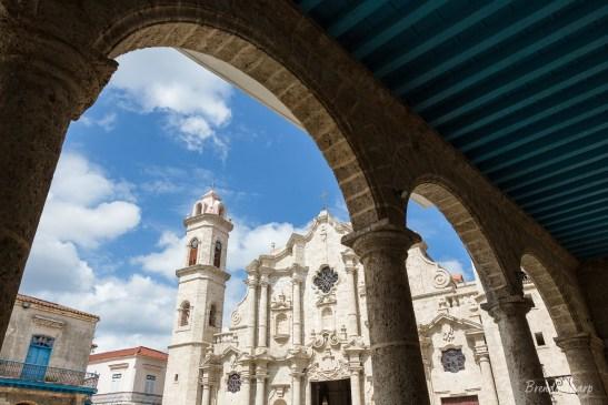 Cathedral Plaza, Old Havana, Cuba