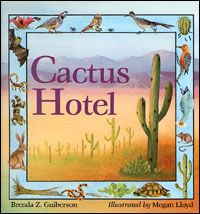 Cactus Hotel, once his favorite book