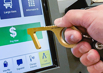 Touchscreen Keychain